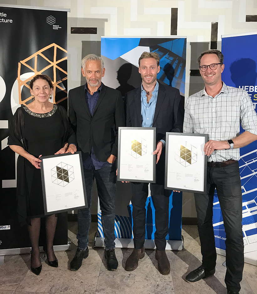 Maitland Riverlink wins 3 awards at Newcastle AIA Awards