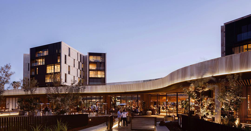 New Harbord Diggers takes out The Urban Developer Award in the Mixed Use category