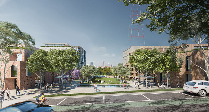 Masterplan for Channel 9 site approved by Independent Planning Commission