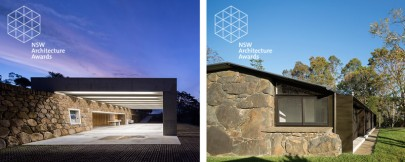 Double win at NSW AIA Architecture Awards