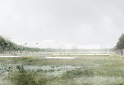 Gunyama Park and Aquatic Centre Competition Finalist