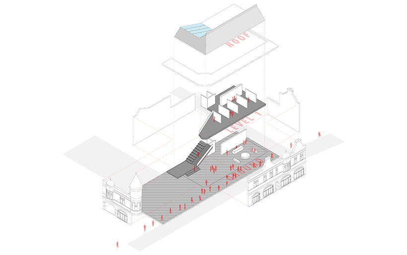 Exploded Isometric: Gallery Mode