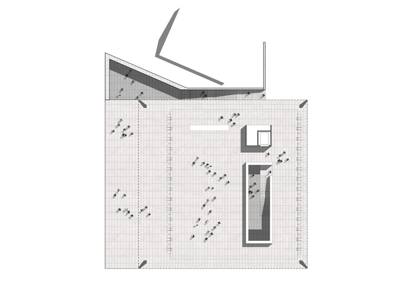 Alumni Pavilion - Ground Floor Plan