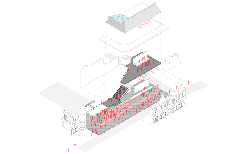 Exploded Isometric: Event Mode